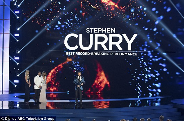 Stephen Curry picks up the best record-breaking performance following yet another fine season