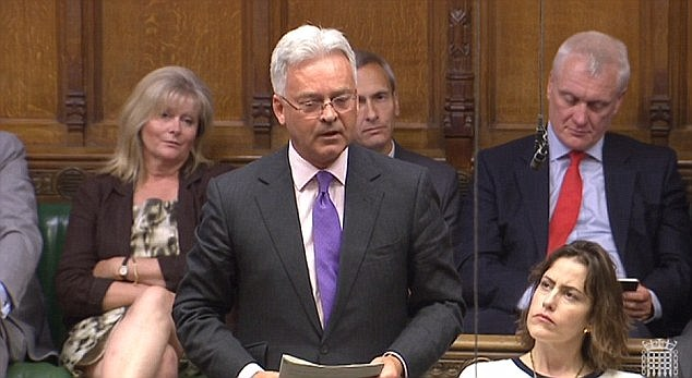 Image result for Alan Duncan, EU