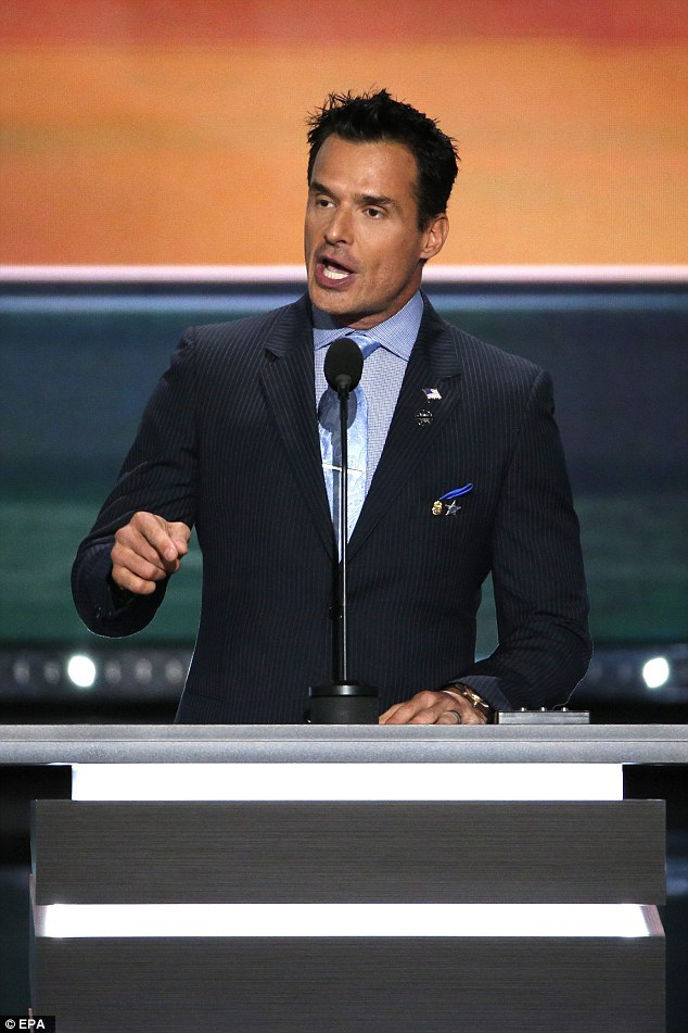Antonio Sabato Jr says Barack Obama is absolutely a