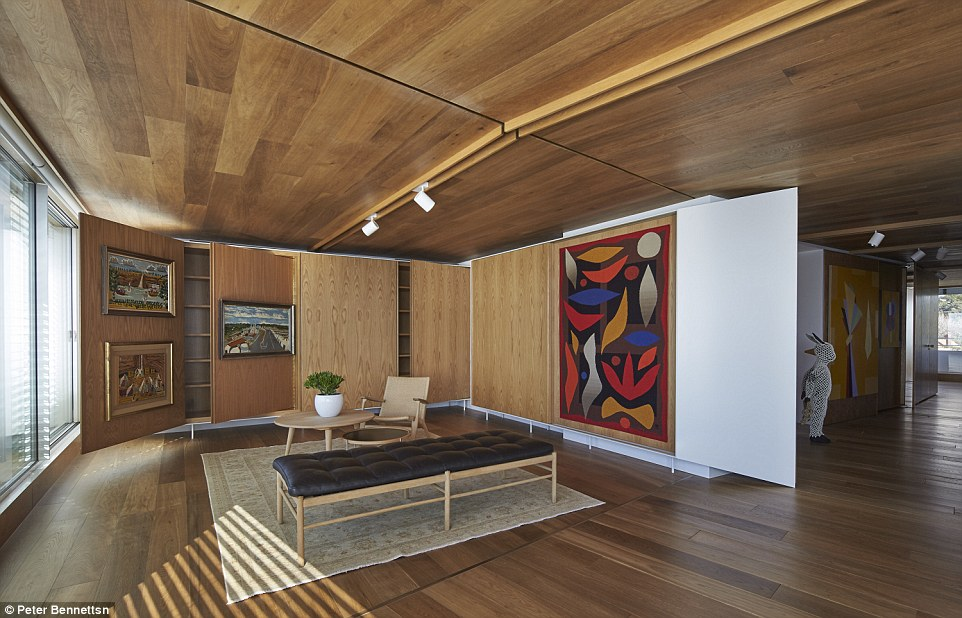 Sydneys The Darling Point Apartment has won Australian House of the Year  Daily Mail Online