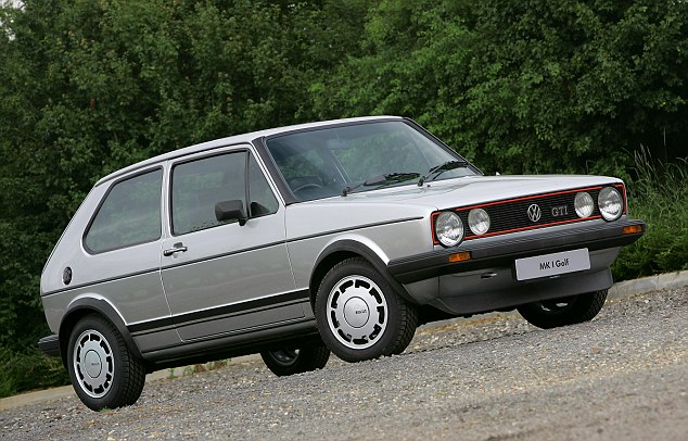 The Mark 1 VW Golf GTI is credited with creating an entire genre of car and is now a bonafide classic