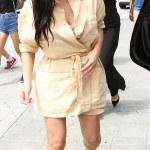 Kim Kardashian & Kendall Jenner's Style In San Diego