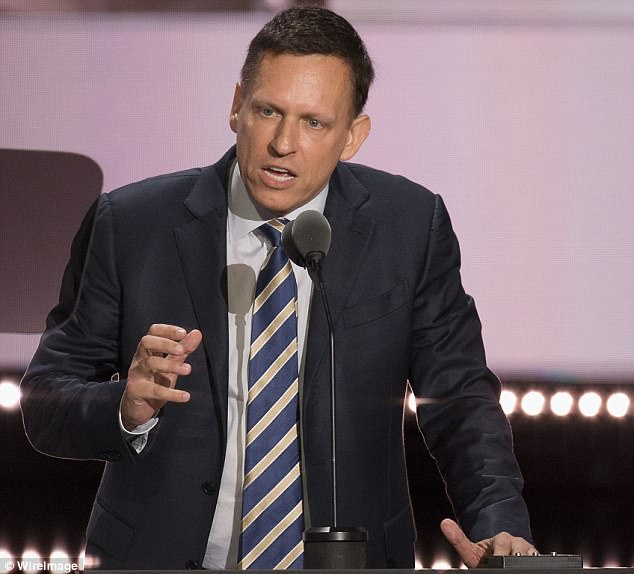 Studies have shown that parabiosis can have age-reversing effects on the body, and it's caught the attention of many life-extension enthusiasts – including billionaire tech investor Peter Thiel, pictured