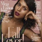Kerry Washington Sizzles On The Cover Of InStyle Magazine