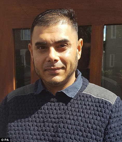 Theory: Parmjit Singh, a BBC radio DJ known as 'DJ Precious' on the Asian network, said he had known 'impressionable' Bulhan for seven years, adding: 'His mental health problems are a scapegoat.'