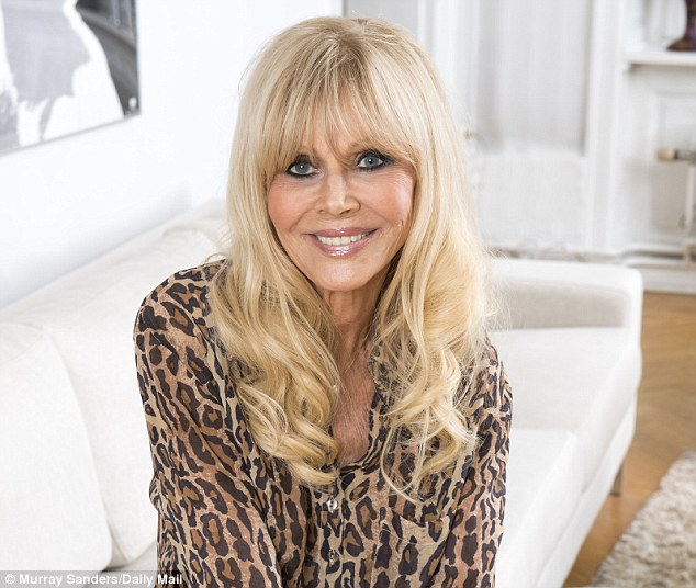 Britt Ekland, 73, reveals that she has not been 'interested in sex' for about 20 years
