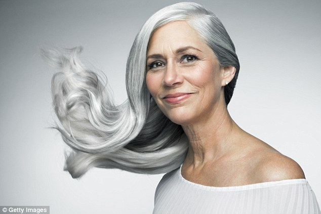 According to market analysts, Mintel, 20 per cent of UK women between 45 and 64 notice hair loss as they get older - but there are ways of helping your hair be healthier