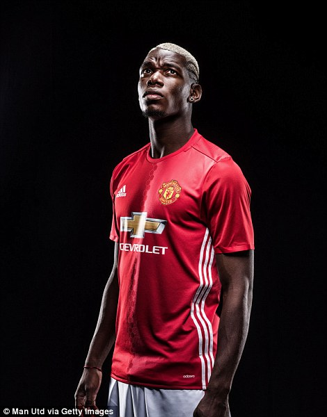 Pogba is expected to be the final piece in manager Jose Mourinho's jigsaw
