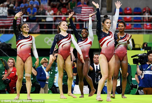 An individual Olympic gymnast's wardrobe can come with a price tag up to $12,000 — with USA Gymnastics footing the bill