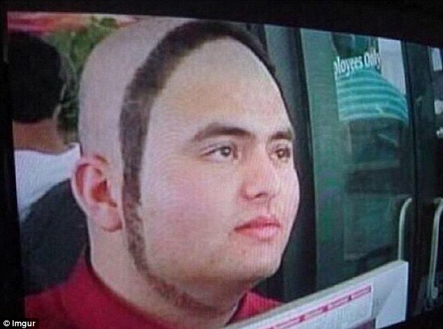 FEMAIL Reveals The Worst Men's Haircuts Of All Time Daily Mail