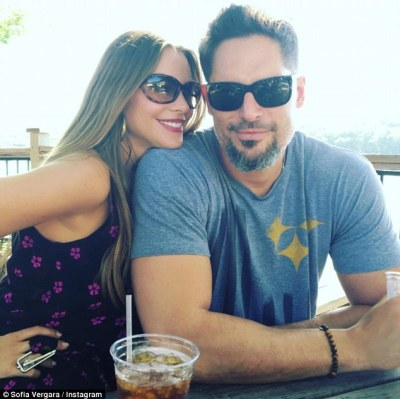 Happily ever after: She tied the knot in November with actor Joe Manganiello, 39