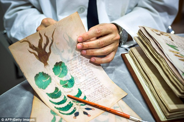 It's one of the world's most mysterious books; a centuries-old manuscript written in an unknown or coded language that no one has cracked. Now after a ten-year quest for access, Siloe, a small publishing house has secured the right to clone the Voynich manuscript