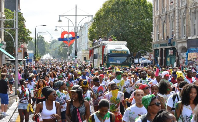 Notting Hill Carnival Begins As Police Use Super