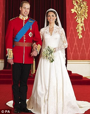 Kate first met Prince William when they studied together in Scotland in 2001, however they didn't marry until 2010