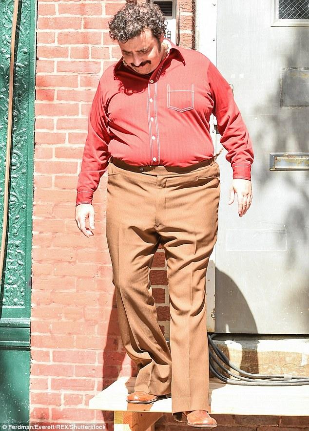 David Krumholtz Weight : david, krumholtz, weight, Deuce, Harvey, Wasserman, Weight, WeightLossLook
