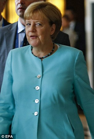 Attacks in Cologne served to turn Germany against the open-door refugee policy of Chancellor Angela Merkel