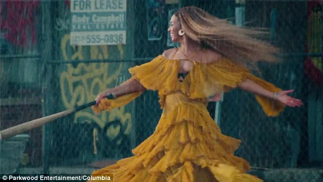 Beyonce Releases Video Car Smashing Music Video For Hold
