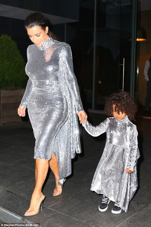 Follow me! North looked like she wanted to the leader that night
