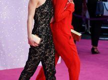 Emma Thompson and daughter Gaia glam up for Bridget Jones ...