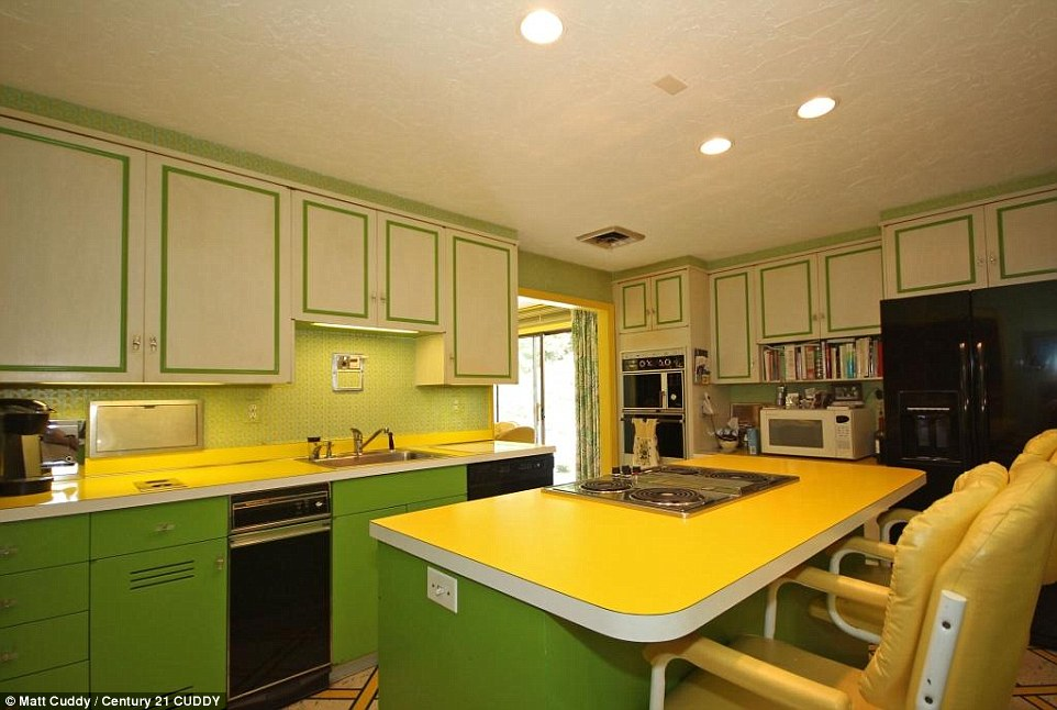 Kitsch House Hasnt Changed In 47 Years Up For Sale With