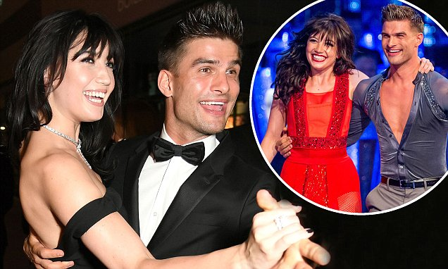 Daisy Lowe Shows Off Her Footwork With Strictly Partner