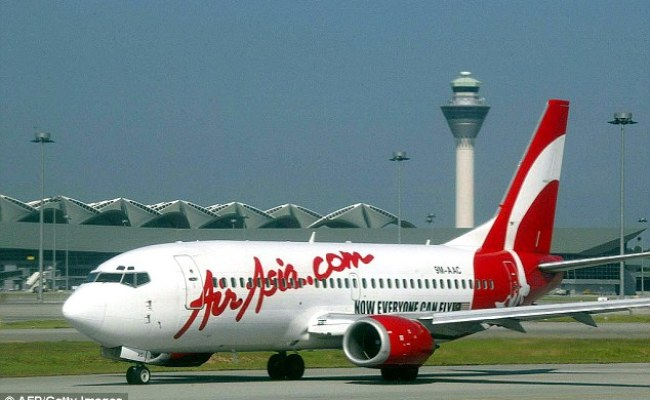 Airasia Flight Ends Up In Melbourne Instead Of Malaysia