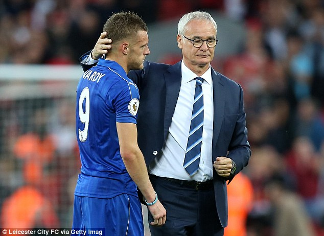 Image result for Leicester need break to recharge – Ranieri