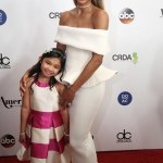 Ciara Stuns In White At Miss America 2017 Red Carpet
