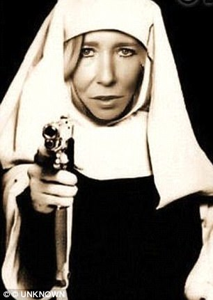 Sally Jones (pictured) has shot up the Pentagon's kill list