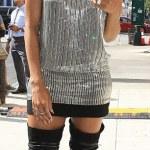 Ciara's Style At New York Fashion Week