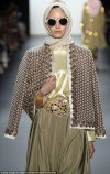 Fashion history in the making! Muslim designer stages the ...