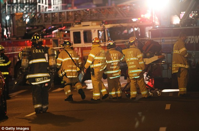 Around 8.30pm, a suspected IED detonated in the popular neighborhood of Chelsea in Manhattan