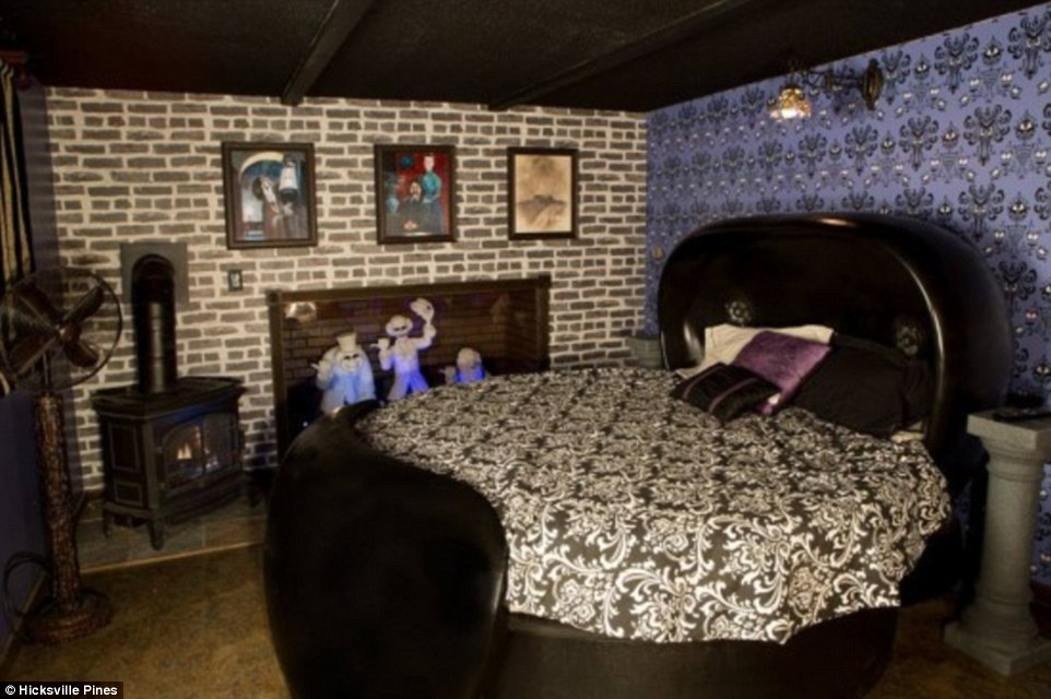 Would YOU be brave enough to stay in this wacky