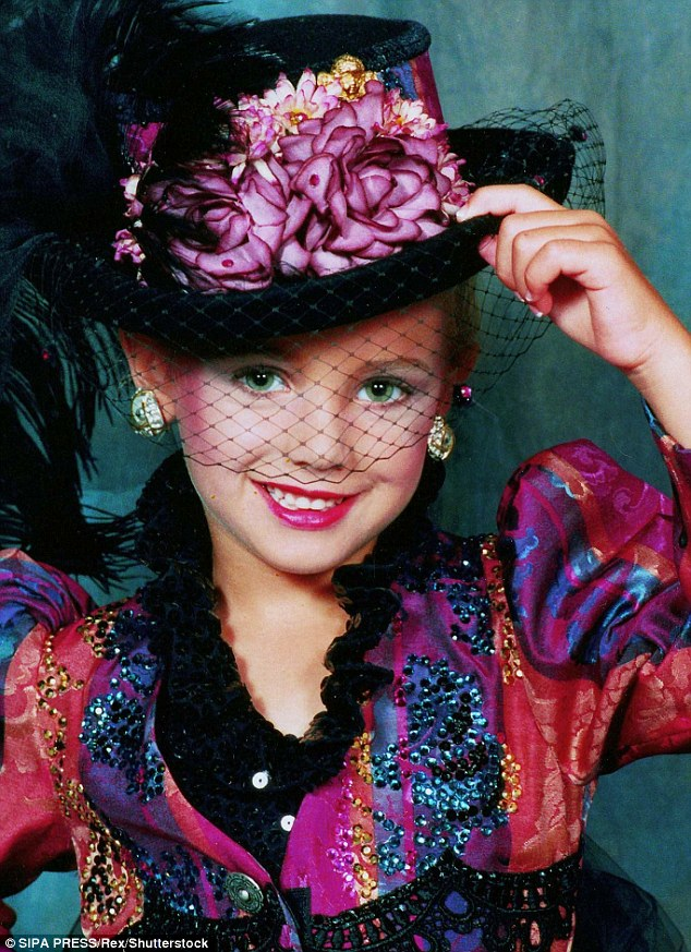 Claims JonBenet Ramsey was killed by older brother Burke