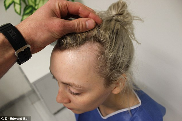 Image result for packing hair tightly