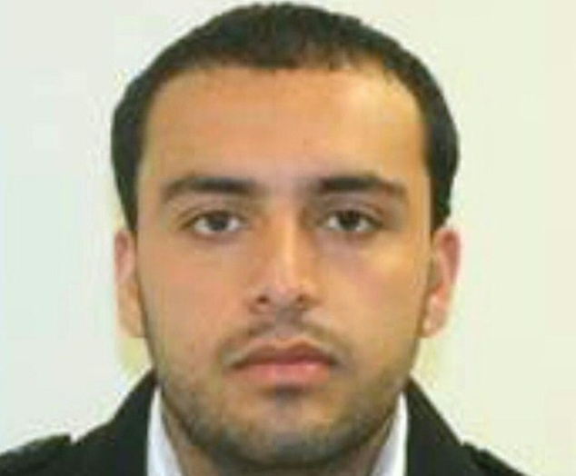 Ahmad Khan Rahami is a US citizen who was born in Afghanistan in 1988