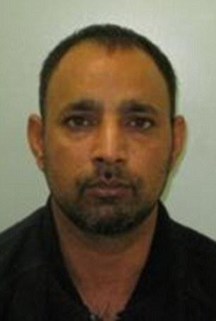Mohammed Mehtab was jailed for money laundering