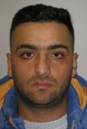 Syed Amish was jailed for money laundering