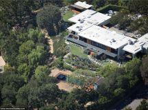 Inside Brad Pitt and Angelina Jolie's sprawling Hollywood ...