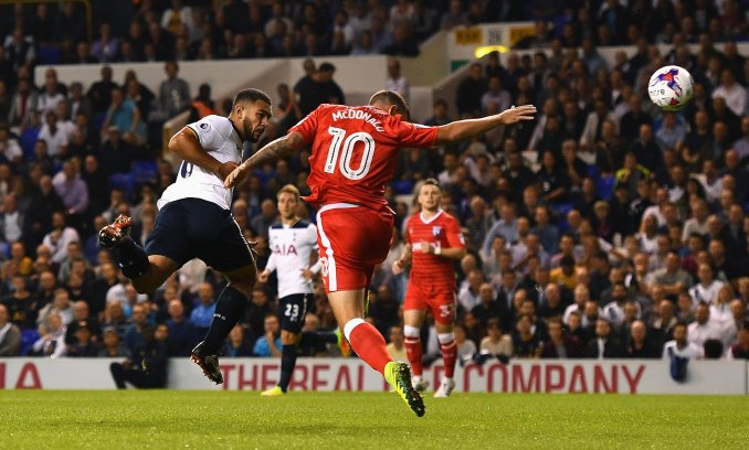 Image result for Tottenham are in talks to sell Cameron Carter-Vicker