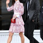 Kate Middleton Stuns In Alexander McQueen For Royal Tour In Canada