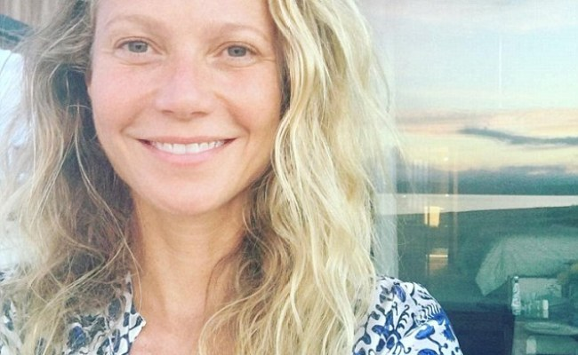 Gwyneth Paltrow Commemorates Her 44th Birthday With Make