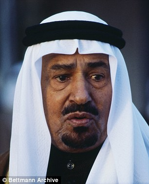 The Princess is said to be related to the old King Khalid bin Abdulaziz Al Saud