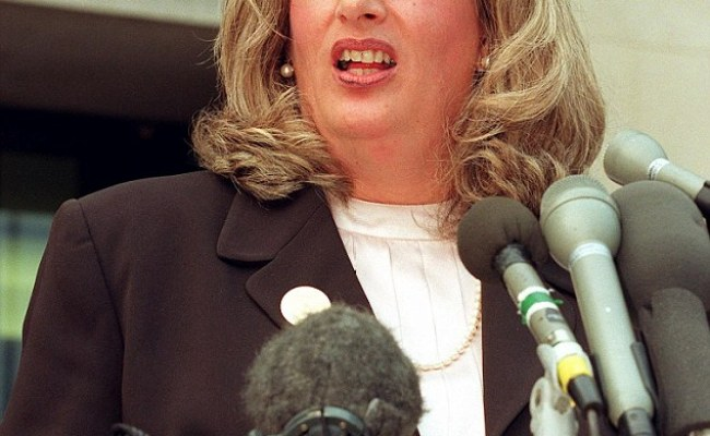 Linda Tripp Says Monica Lewinsky Is Alive Today Because