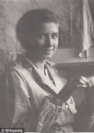 Dr Madeleine Pauliac, pictured, was sent to Warsaw to help repatriate French prisoners of war when she discovered nuns in a Polish convent had been raped by Soviet troops