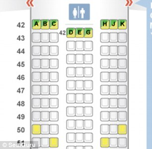 SeatGuru lets you enter your flight number and then tells you where the highest and lowest rates seats are on that aircraft