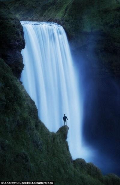 Jovem fotógrafo captura imagens maravilhosas do planeta terra.