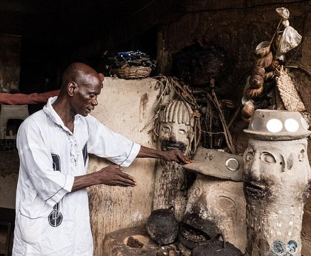 Nigerias Voodoo Priests Make Women Tricked Into Sex Work