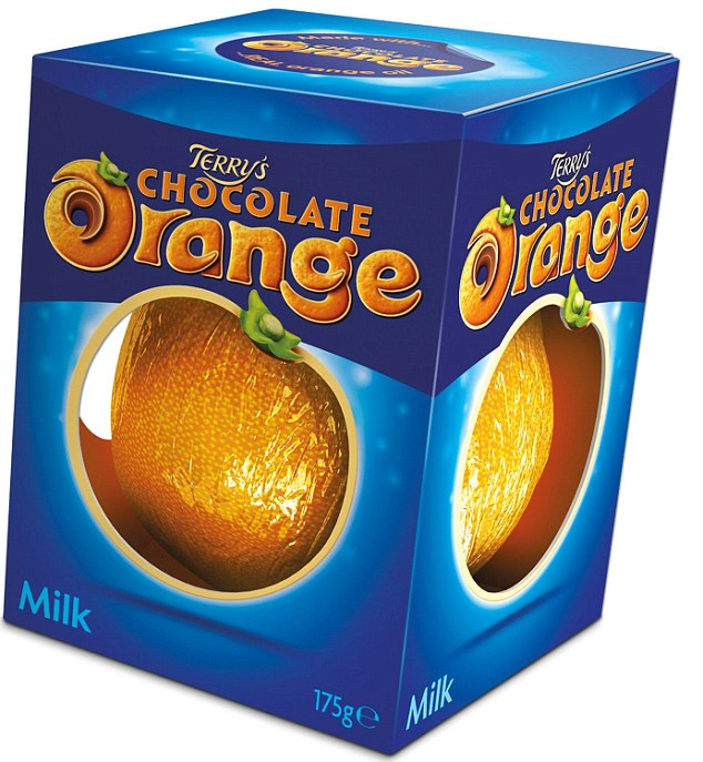 Image result for terrys chocolate orange