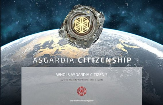 Image result for asgardia
